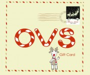 OVS gift card christmas 2014