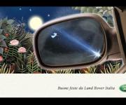LAND ROVER: Biglietto auguri di Natale 2001-2