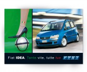 Proposta creativa: Fiat (Fiat Idea)