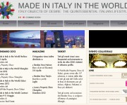Sito Made in Italy in the World