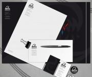 Brand identity per uso interno: Santiago Xtreme Sportswear
