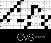OVS GIFT CARD cruciverba copia