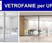 Vetrofanie per Uffici