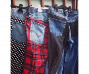 Foto per personalizzazione jeans