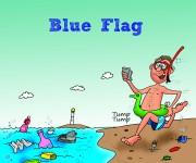 blu flag