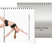 Steel Style > Calendario Pole Dance