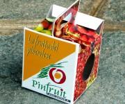 incarto promozionale per mele