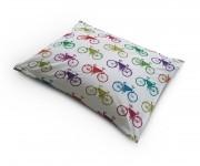 poltrona a sacco - bicycle rainbow