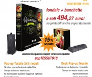 Promo Novembre Pop Up Tessile