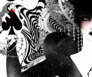 The Queen of Spades by Noumeda