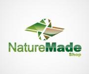 Logo sito web per naturemadeshop 03