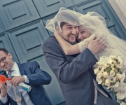 Wedding Photojournalism - Foto Sposa di Matrimonio