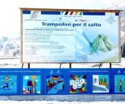 Cartelli di cantiere per Agenzia Torino 2006