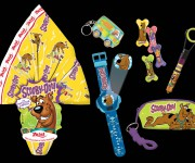 packaging con licenza scooby doo