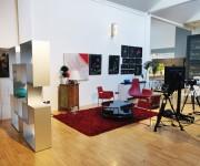 Yori Studio SET per interviste in streaming