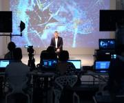 evento in streaming nello spazio Light