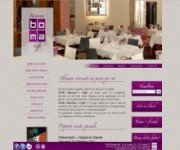 Sito web ristorante Boma di Varazze.
