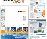 Geostru software, marchio e catalogo software