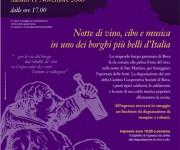 Locandina festa del vino 2006