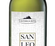Etichetta vino SAN LEO - Cantina di Bova