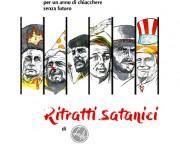 libro di ritratti satirici