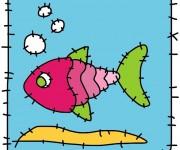 Pesce rosso - applicAZIONIvettoriali