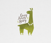 GREY ACRES BABY Logo