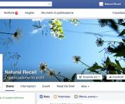 Pagina Facebook Natural Recall