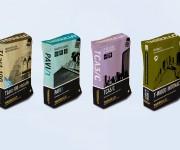 Packaging per Tassullo SpA- Diverse Linee di Prodotti
