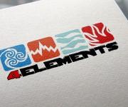 4ELEMENTS - LOGO