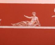 Fregio antica roma