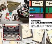 Grafiche tavolo multimediale Tonino Guerra