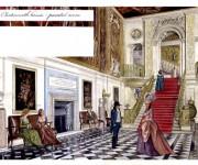 chatsworth house, intero