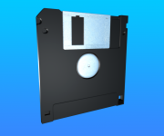 floppy disk anyone remember?