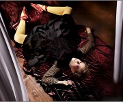07_ ph luca mosconi model & make-up  clelia bastari styilist & hair piera mattioni assistent marco tedeschi & andrea cherubini