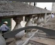 Rialto bridge base modelling