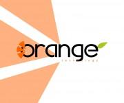 Logo per nuova società informatica ORANGE TECHNOLOGY 02