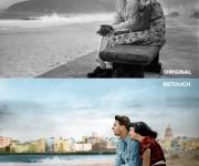 Photo retouch - Los amantes clandestinos