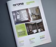Pagina pubblicitaria - Miroma Ceramiche