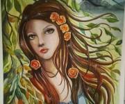 autunno- acquerello