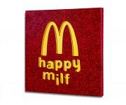 happy milf
