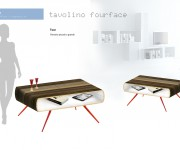 FourFace Table