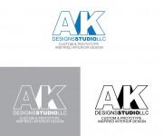 Logo studio architettura AK