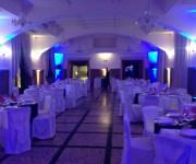 cena di gala c/o Villa dei Cesari Roma