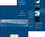 BROCHURE VIRTUAL SHIP -Storico 2010