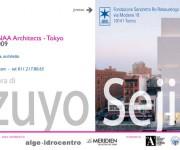 conferenza - Kazuyo Sejima - SANAA Architects - Tokyo