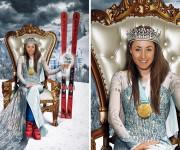 Sofia Goggia principessa delle nevi