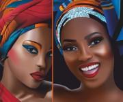 #africanwoman