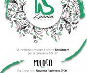 Invito Showroom Zuanon Rappresentanze