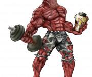 Licantropo Bodybuilder